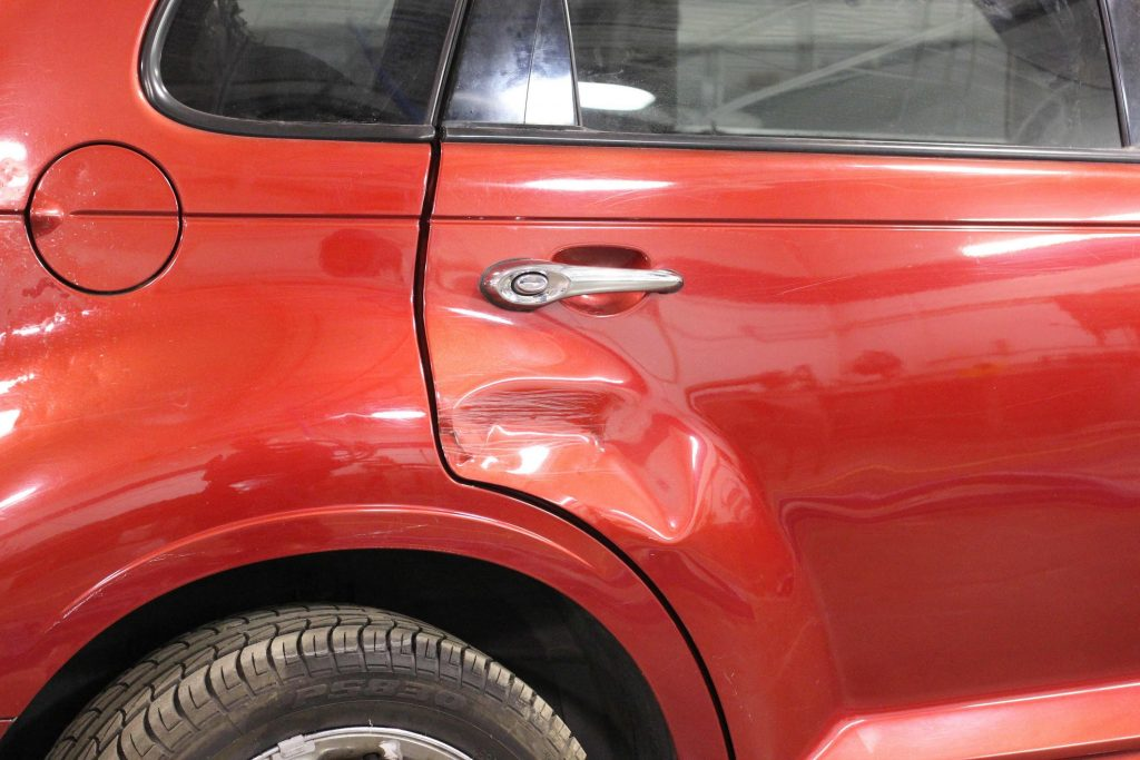 paintless dent repair denton