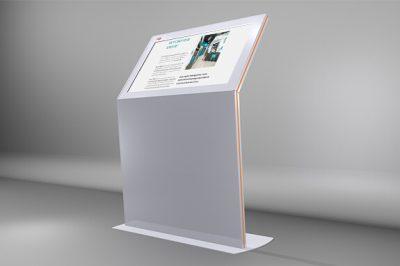 kiosk digital signage Singapore