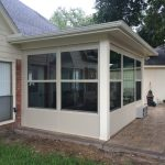 Why should you add a closed patio to your homes?